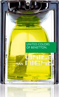 Benetton White Night Man