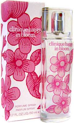 Clinique Happy in Bloom 2008