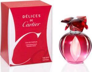 Delices de Cartier Eau de Parfum