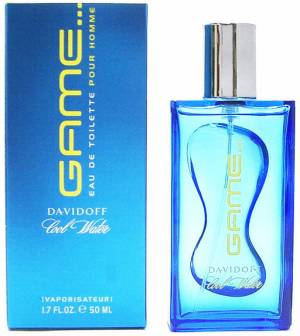 Davidoff Cool Water Game pour Homme