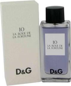 Dolce & Gabbana D&G Anthology La Roue de La Fortune 10