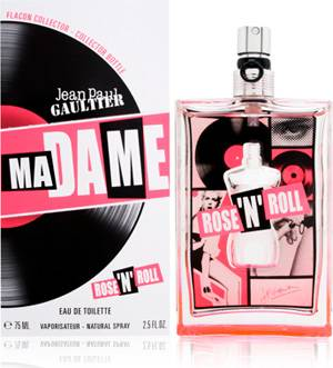Jean Paul Gaultier Ma Dame Rose`n Roll