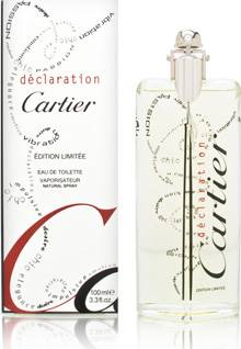 Cartier Declaration Limited Edition 2010