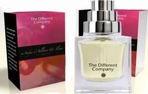 The Different Company Un Parfum d`Ailleurs et Fleurs